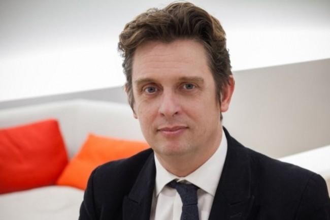 Directeur de la DINSIC, Henri Verdier pilote la stratégie numérique de l'Etat. (crédit : Alexia Perchant)