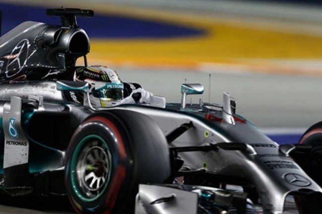 L'écurie de Formule 1 Mercedes-AMG Petronas Motorsport voulait préserver ses données de courses. (crédit : Mercedes)