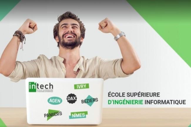 InTech Sud rassemble des campus à Pamiers, Nîmes, Bézier, Agen et Dax. (Crédit: In Tech)