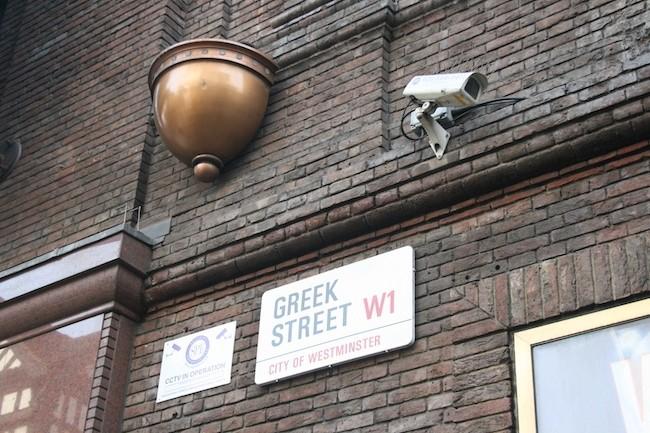 Les vidéos des caméras de surveillance de Londres pourront atterrir si besoin dans un espace de stockage Box dédié à la police locale. (Crédit D.R.)