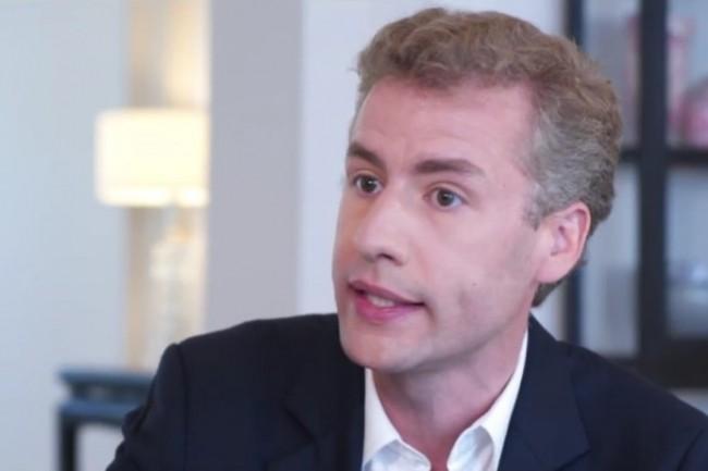 Laurent de Chorivit, directeur commercial France du Club Med, a constaté un impact sur le travail quotidien de 650 vendeurs suite à l'adoption de Dynamics 365. (Photo : Microsoft)