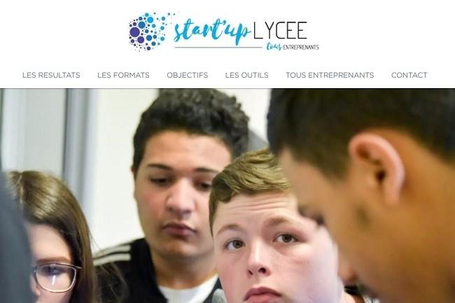 Le programme Start'ups Lycée concerne des établissement en France et à l'étranger, et notamment le lycée Français de San Francisco. (Crédit D.R.)