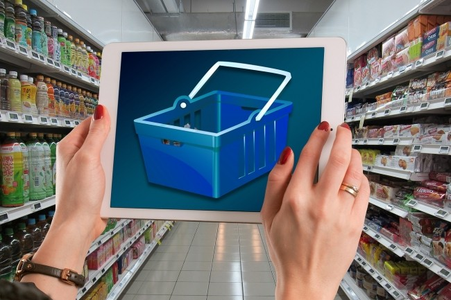 56% des acteurs interrogés pour le baromètre Samsung retail utilisent des dispositifs digitaux pour rendre leurs magasins plus attractifs. (crédit : Pixabay)