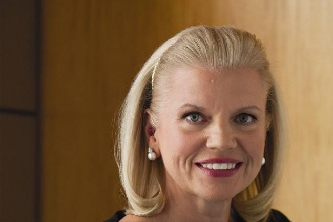 En marge du Forum de Davos, Virginia Rometty, CEO d'IBM, a appelé à plus de transparence autour de l'IA. (Crédit : D.R.)