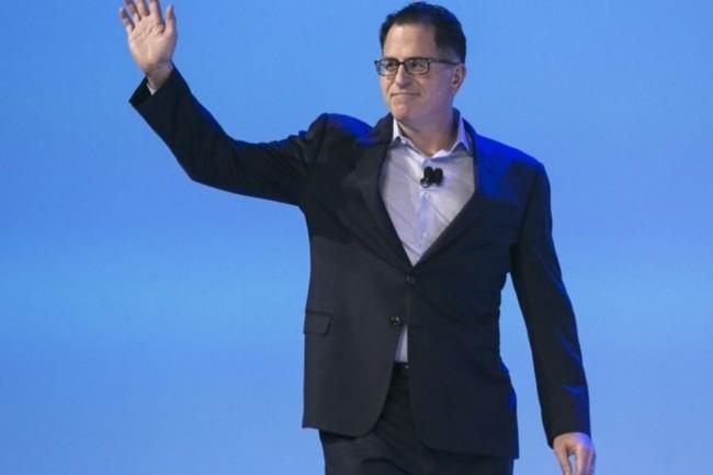 Michael Dell serait en train d'�tudier les options possibles pour sortir rapidement son groupe d'une dette abyssale de 46 milliards de dollars. (cr�dit : D.R.)
