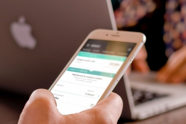 En 2018, BNP Paribas annonce le lancement d'une dizaine de fonctionnalités pour renforcer ses apps bancaires. (crédit : D.F.)