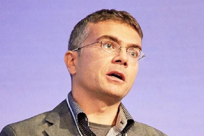Jérome Pesenti va piloter les activités de recherche liés à l'IA chez Facebook. (Crédit. D.R.)