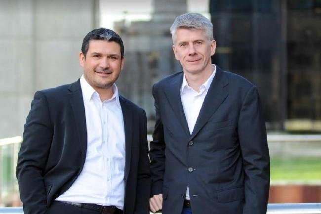 La société Forcity co-fondée par François Grosse, PDG (à droite) et Thomas Lagier, directeur général (à gauche) entame sa 5ème année d'existence. Crédit. D.R.