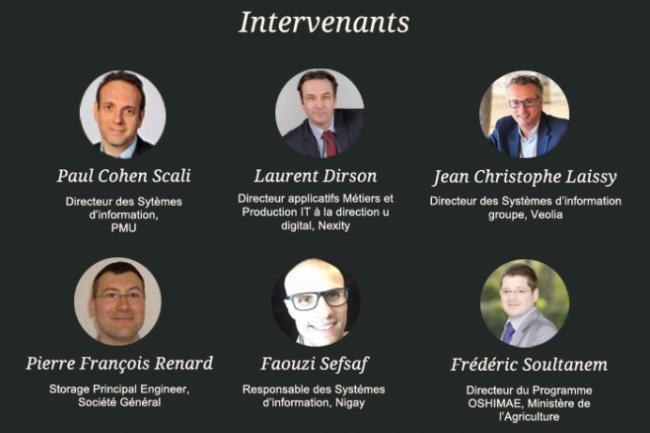Notre confrère CIO organise la conférence «Software Defined Everything» le 13 février 2018 à Paris.