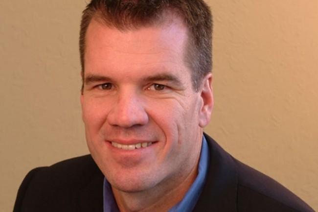 Gary Stelle, CEO de Proofpoint, qui  veut aider ses clients à se protéger contre l'augmentation croissante des attaques de phishing .( Crédit. D.R.)