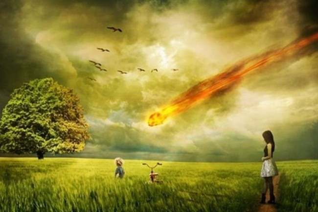 Un désastre peut se prédire si l'on voit certains signes. (crédit : Pixabay)