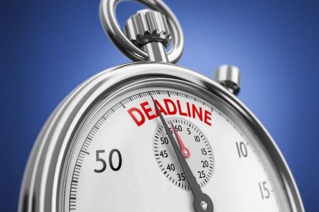A une centaine de jours de la mise en application de GDPR, les entreprises retardataires peuvent prendre des mesures d'urgence. (crédit : freeGraphicToday/Pixabay)