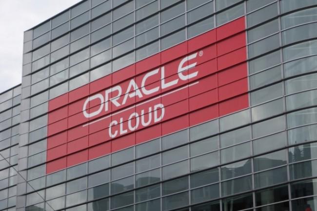 Le chiffre d'affaires total des services cloud a augmenté de 44 % chez Oracle poru son dernier trimestre. (Crédit IDG/Stephen Lawson)