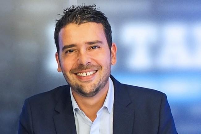 David Folgueira passe de la régie du Figaro à celle de Prisma pour s'occuper du digital et du mobile (photo Le Figaro).