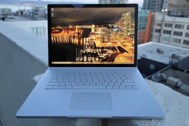 La tablette Microsoft Surface Book 2 est certes un formidable produit. Mais son prix élevé a eu sans doute un impact sur les ventes. (Crédit: IDG/Mark Hachman)