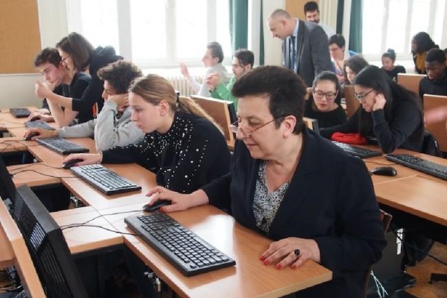 La ministre de l'Enseignement Supérieur et de la Recherche, Frédérique Vidal,  annoncé la labellisation du portail Inspire dans le but d'améliorer l'orientation et la réussite des bacheliers dans l'enseignement supérieur. Crédit. D..R