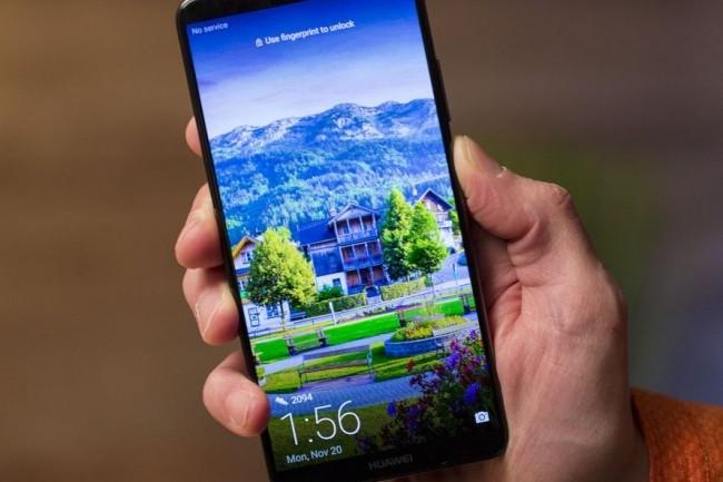 Alors qu'il n'est même pas encore sorti, le Mate 10 Pro de Huawei n'est pas en odeur de sainteté au sein des principales agences de sécurité et de renseignement américaines. (crédit : IDG worldwide)