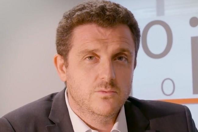 Jean-Christophe Boccon-Gibod directeur partenariats et digital courtage de BNP Paribas Cardif digitalise et réorganise ses réseaux commerciaux. (Crédit : D.R.)