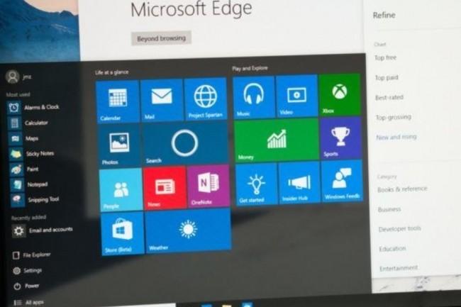 Google avait porté à la connaissance de Microsoft une faille dans son navigateur Edge en novembre dernier. (crédit : D.R.)
