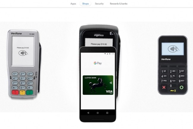 Android Pay se transforme… en Google Pay
