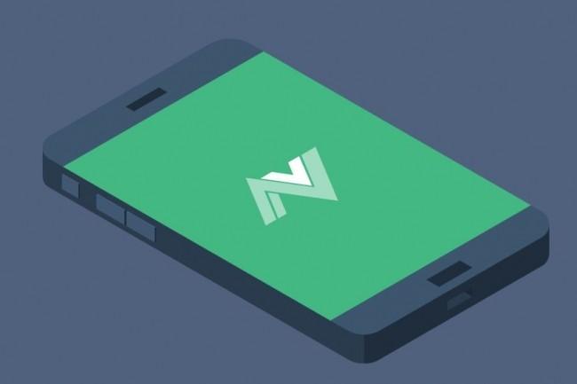 NativeScript inclut des templates de démarrage pour rationaliser le processus de développement. (crédit : NativeScript)