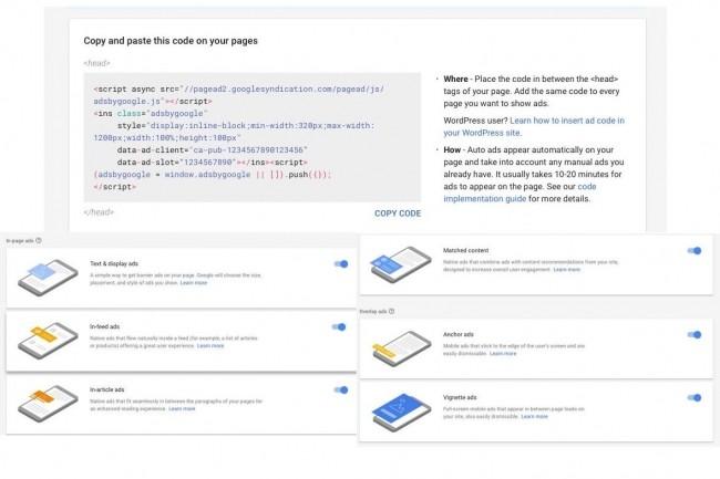 Google met du machine learning dans AdSense