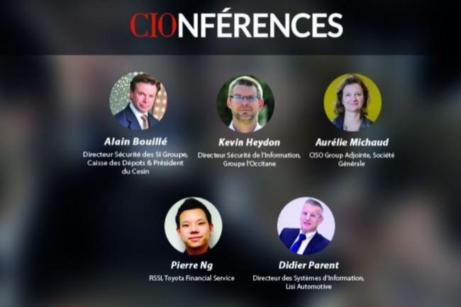Matinée CIO cybersécurité : Les RSSI de Groupe l'Occitane et Toyota Financial Services interviendront