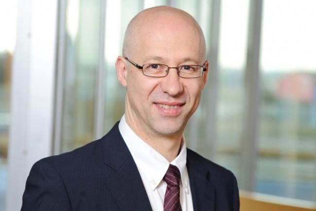 Bruno Lacoste, directeur du marketing  communication de MAAF Assurances présidera Niort Tech pour sa première année. Crédit. D.R.