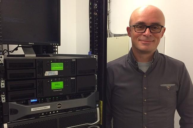 «Veeam présente l'avantage de faire rentrer automatiquement un nouveau serveur dans une politique de sauvegarde par défaut » apprécie Stéphane Aubard, responsable des infrastructures et de l'exploitation informatique d'Orchestra. (Crédit : Orchestra)