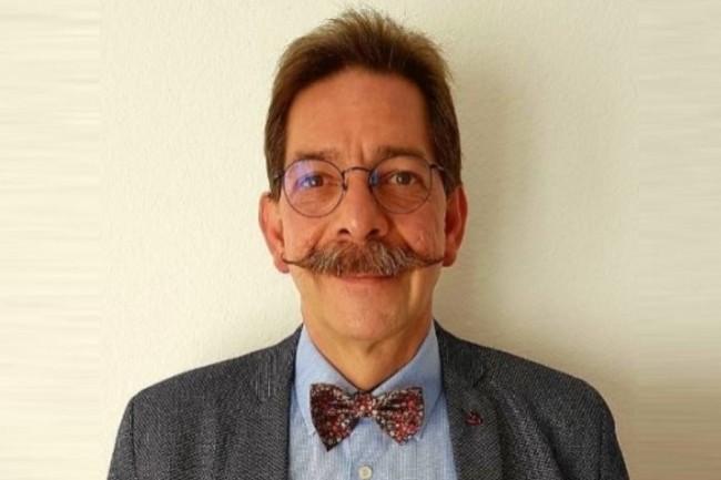 Henry Cornet, responsable informatique de Sandoz Foundation Hôtels, a insisté sur l'importance de préserver les données de clients sensibles. (crédit : D.R.)
