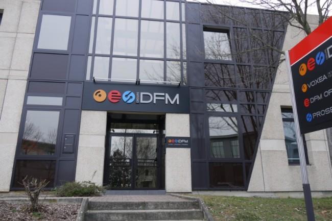 DFM, dont le siège est à Créteil, a débauché Thierry Carly de Ricoh France pour diriger son agence lilloise. (Crédit : DFM)