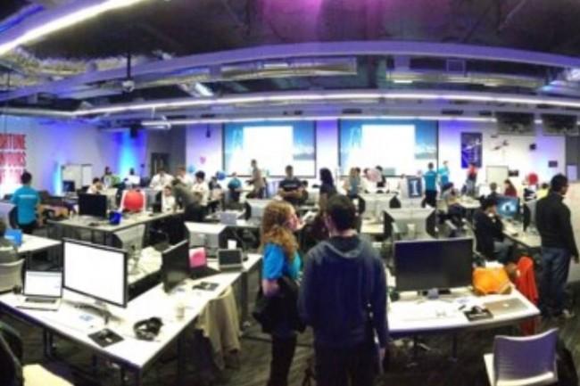 Pour son édition 2018, le hackathon organisé par Facebook à destination des étudiants aura lieu dans la capitale française. (Crédit : D.R.)