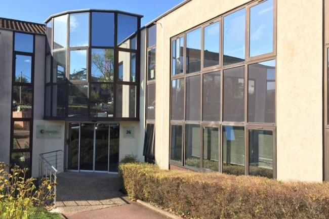 Visiativ, dont le siège est à Lyon, doit atteindre les 200M€ de chiffres d'affaires et étendre son activité à l'international d'ici 2020. (Crédit : Visiativ)