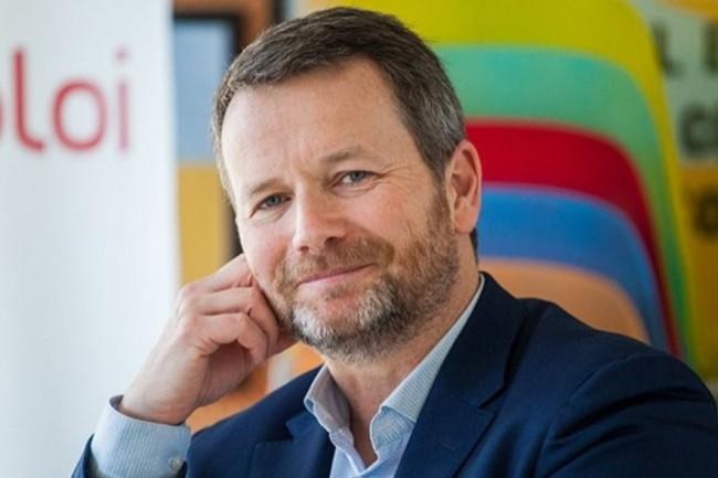 Laurent Stricher est directeur général adjoint en charge de la DSI de Pôle emploi depuis octobre 2014. (crédit : D.R.)
