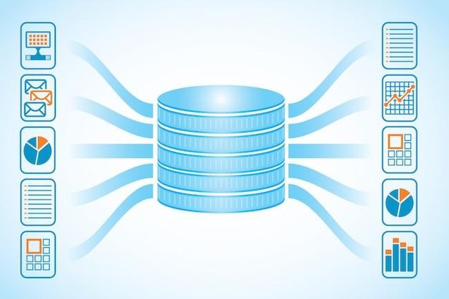 Salesforce développe des produits de remplacement pour la base de données d'Oracle. (Crédit D.R.)