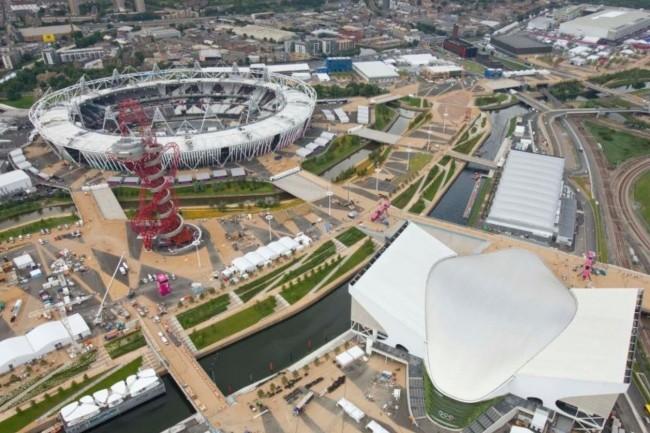 Le géant britannique du BTP, Laing O'Rourke, a travaillé notamment sur la construction du stade Olympique de Londres. (crédit : D.R.)