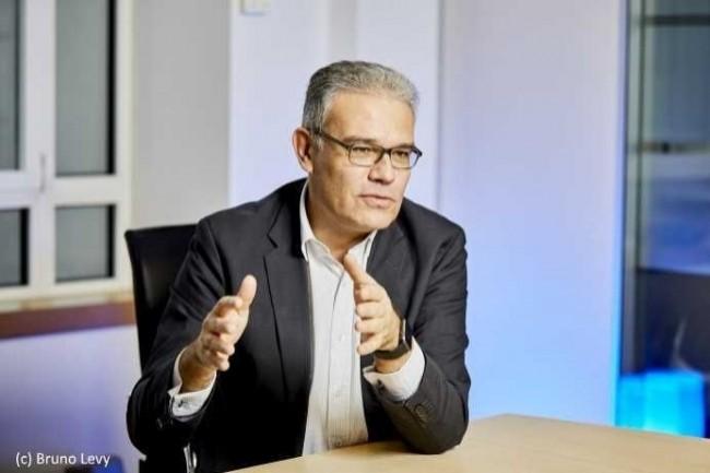 En rejoignant Elior, Bernard Duverneuil devient à la fois DSI et directeur du digital (photo Bruno Levy).