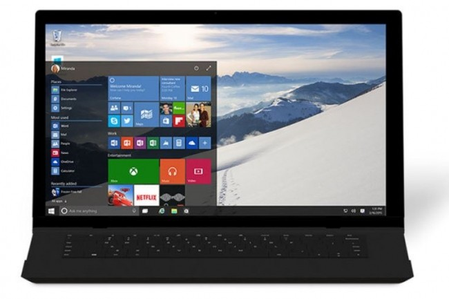 L'installation de Windows 10 ramenée à 30 minutes