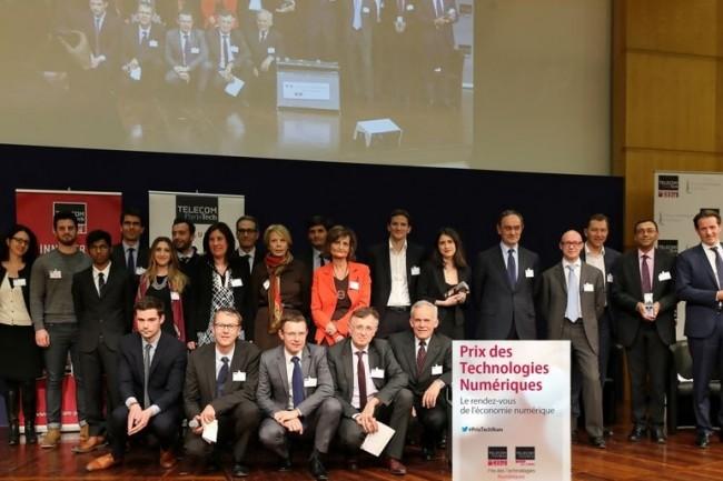 L'an dernier les start-ups de l'EdTech étaient à l'honneur lors de la 19e édition du Prix des technologies numériques. (crédit. Telecom ParisTech)