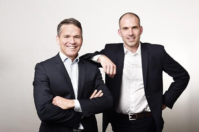 Cr��e en 2016 par Zyed Jamoussi et C�dric Ch�reau, Untie Nots d�veloppe un algorithme qui permet d�individualiser et personnaliser les promotions offertes par les supermarch�s. (Cr�dit : Untie Nots)