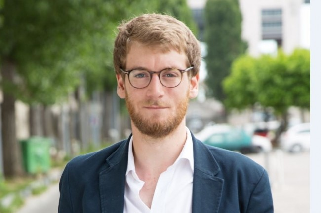 Quentin Guilluy, directeur général et co-fondateur d'Andjaro, aide les grands groupes dotés d'organisation multi-sites à gérer leurs effectifs. (crédit. D.R.)