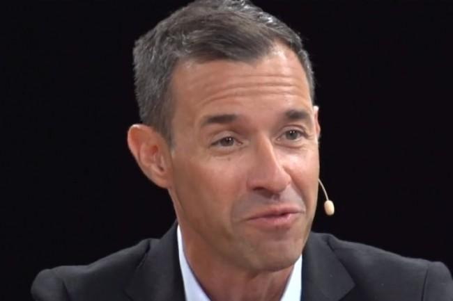 Mike Palmer, vice-président exécutif et responsable produit de Veritas, mise sur le data management notamment avec l'arrivée de RGPD. (crédit : D.R.)