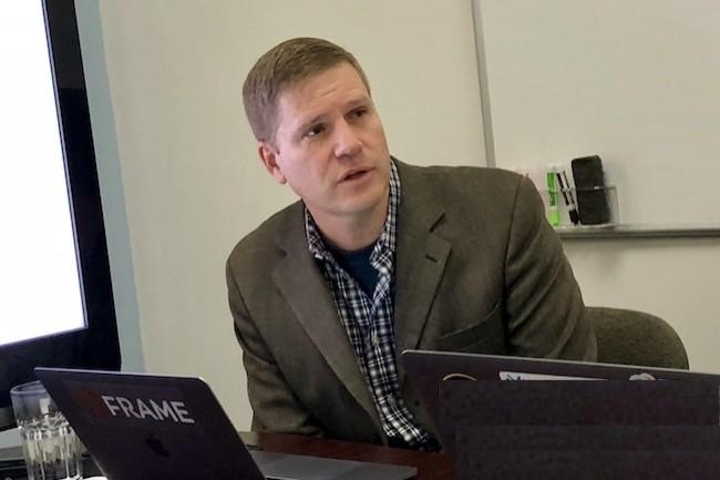 Avec sa solution VDI dans le cloud, Frame apporte plus de souplesse et de capacité de calcul dans un simple navigateur web, nous a indiqué Carsten Puls, responsable marketing de la start-up. (Crédit S.L.)