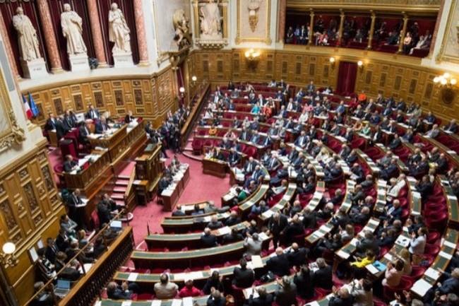 Le Sénat va installer un système de vote électronique... en octobre 2019 (photo Sénat).