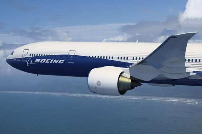 Selon la responsable communication de Boeing assure que les chaines de production n'ont pas été impactées par l'attaque par ransomware. (Crédit Boeing)