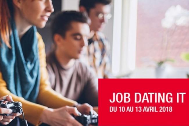 Organisé par Société Générale, Job Dating IT se tiendra durant les soirées du 10 au 13 avril au Technopole des Dunes (à Val de Fontenay) et/ou à La Défense. (crédit. D.R.)