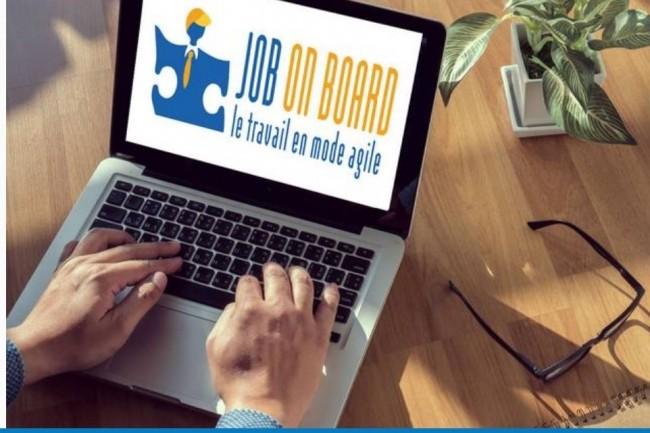 La plateforme Jon On Board référence a ce jour 20 000 consultants indépendants dans l'IT et plus de 500 entreprises en quête de compétences. (crédit. D.R.)