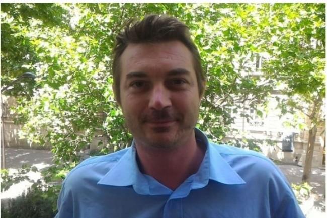 Edouard Forzy est  président de l'association La Mêlée regroupant l'écosystème du numérique et de l'innovation en Occitanie. (crédit : D.F.)