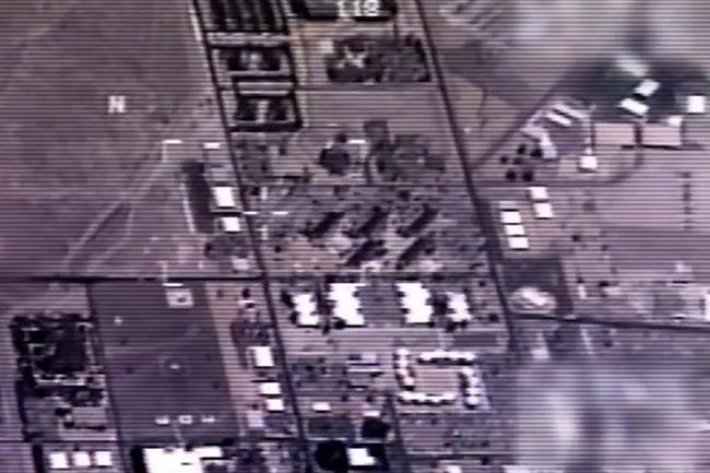 Le logiciel d'apprentissage automatique TensorFlow de Google serait utilisé par le Pentagone pour analyser des images de drones. (crédit : US Air Force)