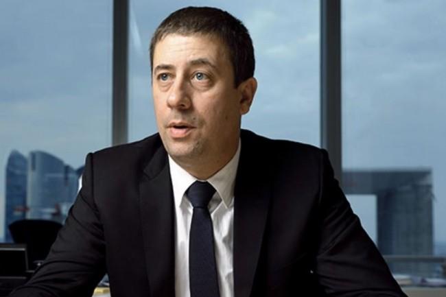 Christophe Salomon a passé cinq ans au cabinet du ministre de la défense comme conseiller industriel avant de prendre la DSI Groupe d'EDF, il y a un an. (crédit : Bruno Lévy)